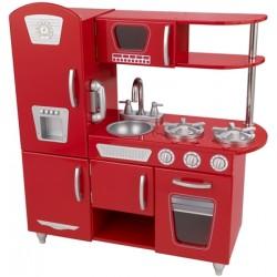 Legekøkken, KidKraft Red Vintage