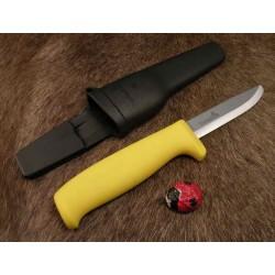 Børne kniv med skede