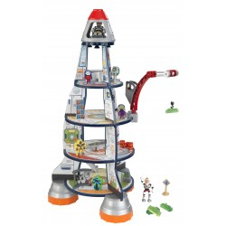 Rumraket Rocket ship play set