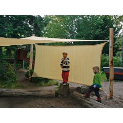 Læsejl/sidesejl 1,5x3,6 m
