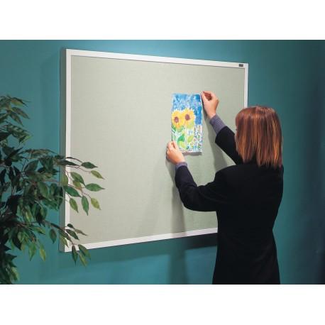 1 STK - Akustisk væg panel - 90 x 120 cm incl. beslag