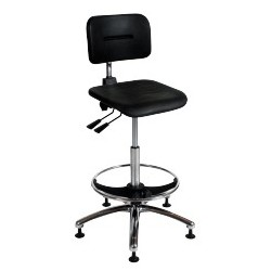 2 stk. Danske arbejdsstole i høj kvalitet.