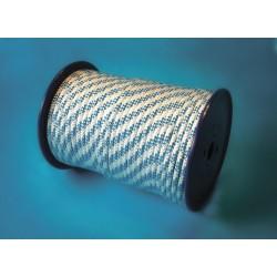Dobbelt krydsflettet polyester tov