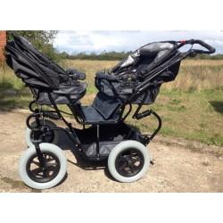 Condor Quattro klapvogn til 4 børn