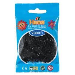 Hama Mini enkelt farver i pose af 2000 stk.