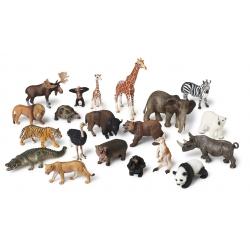 Schleich Vilde dyr ( 15 stk. )