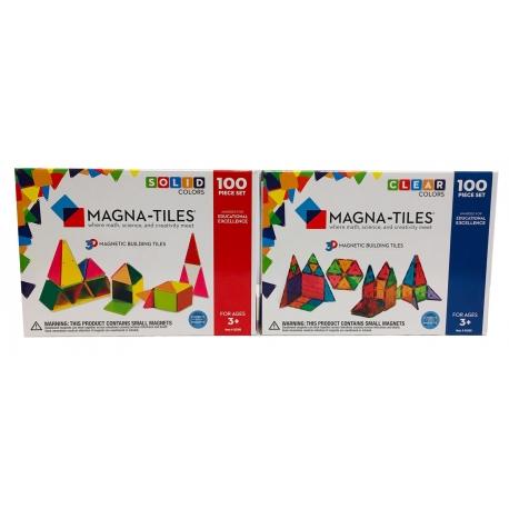 Magna-Tiles - Double-Pack - 200 dele (2 pk)