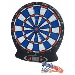 Elektronisk dartskiver incl. 6 dart