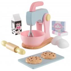 Køkkenredskaber, Kidkraft bagesæt i pastel farver