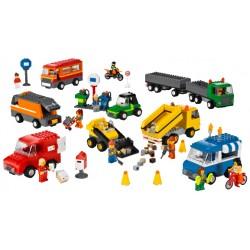 Lego bil sæt (934 dele)