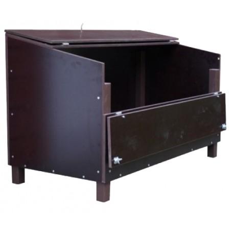 Splinterny Udendørs opbevaringskasse - InoPlay ApS UZ08