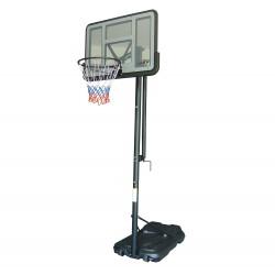 Basketball Kurve model PRO. Inkl. plastfod.