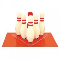 Bowling i skum