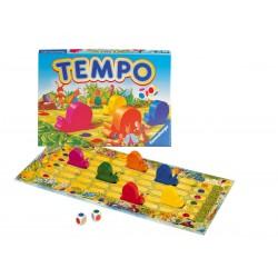 Tempo sneglerace For 2 - 6 spillere. Alder 3+.