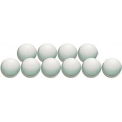 Bordfodboldbolde, 10 stk./pk