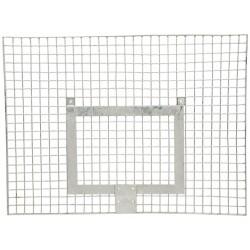 Basketballplade i stål 90x120 cm