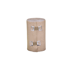 6 pak. SUPER ELASTIC BANDAGE - kompression - 10cm x 7m