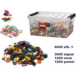 Plus Plus Mini Mix 6000 stk.