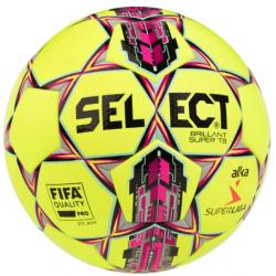 Select Fodbold Brillant Super TB Superettan Gul/Blå