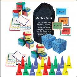Indlæringspakke - De 120 ord – pakken