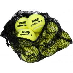 Teloon Coach Tennisbold 12/net