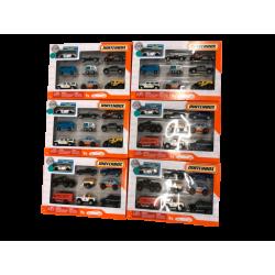 54 stk. Matchbox biler
