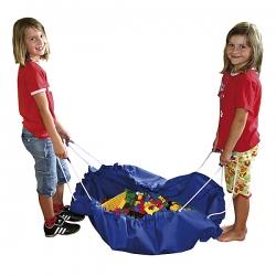 Opbevaringspose til legetøj