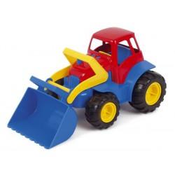 Traktor med frontlæsser 30 cm