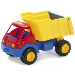 Lastbil med gummihjul 31 cm