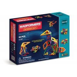 Magformers Designer 62 dele