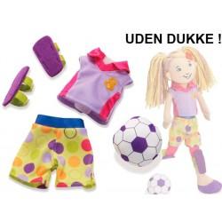 Groovy tøj Soccerific set
