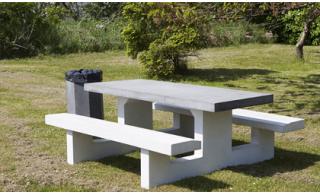 Beton møbler